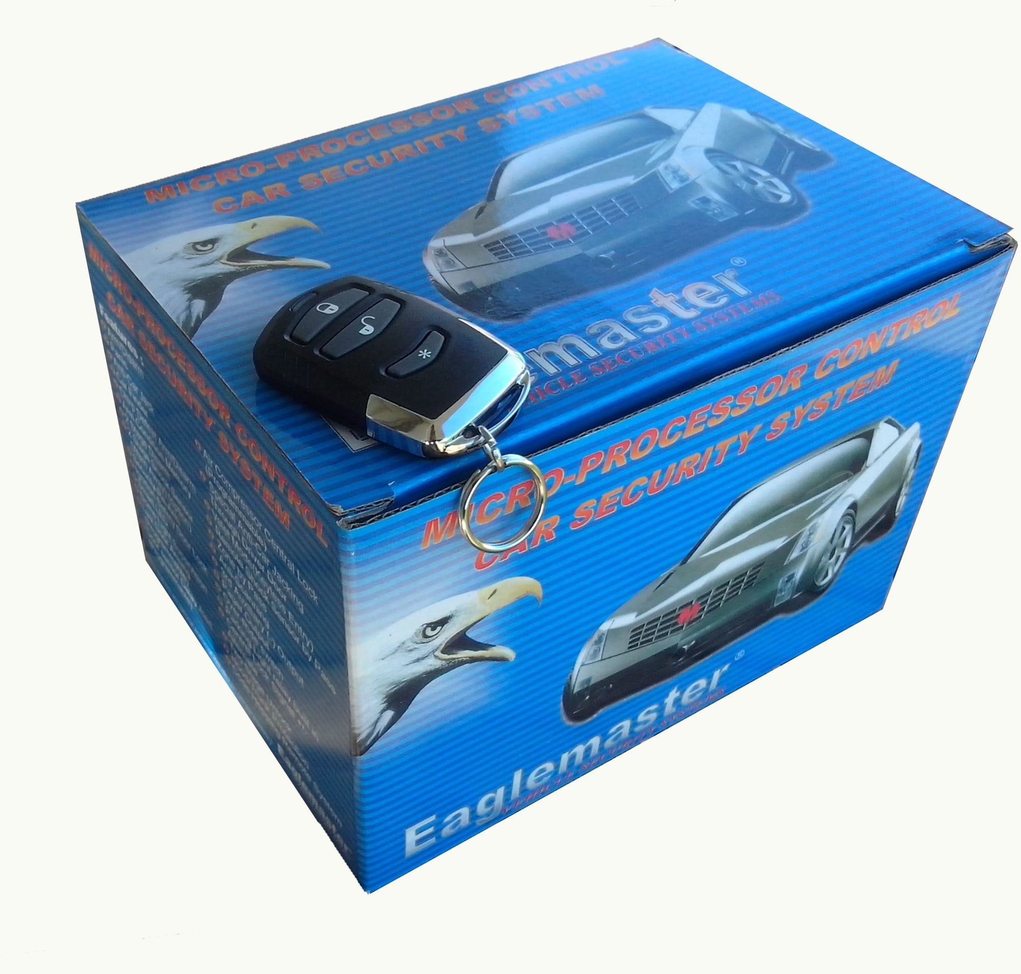 Car alarm Eaglemaster LT-5200 TX3N
