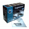 Two way car alarm system Eaglemaster E4 G21
