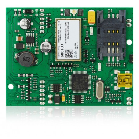 System GSM/GRPS communicator GSVU