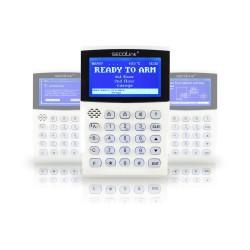 Secolink LCD keypad KM24G