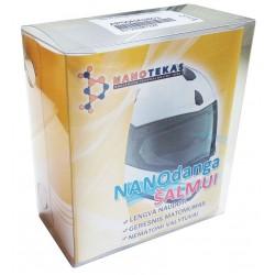 Nanodanga šalmo stiklui